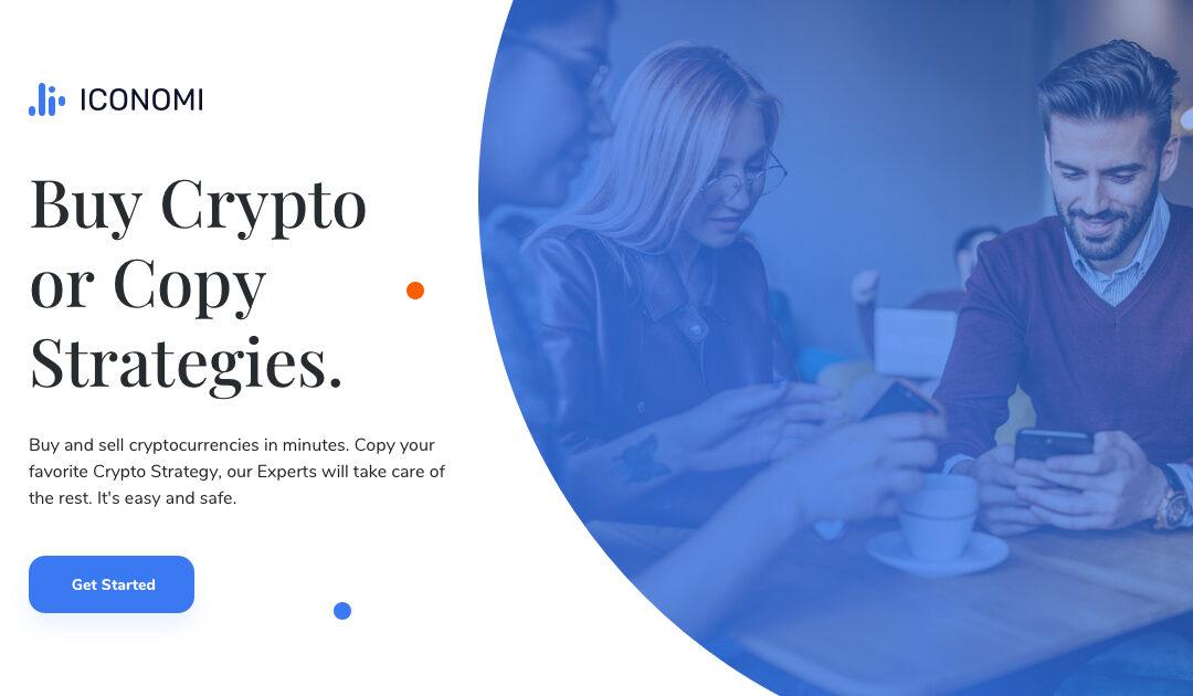 ACCURATE SMART CRYPTO es nuestra estrategia en ICONOMI